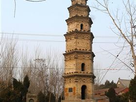 马栏镇兴国寺塔:默默无闻的历史见证者