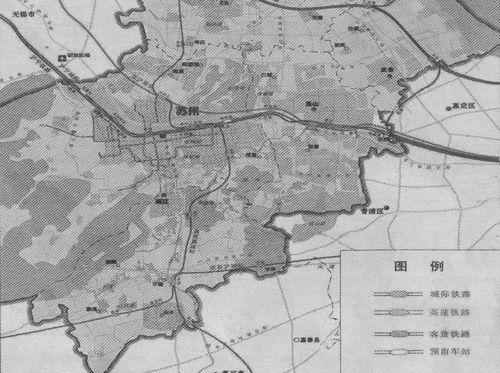 """苏州市铁路""""十二五""""规划图"""