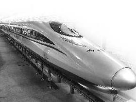 国内最快高铁检测车下线 时速可达400公里
