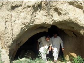 拉登藏身山洞被巴基斯坦警方找到