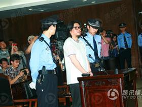 高晓松醉驾被判入狱6个月 面容憔悴当庭认罪