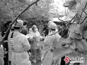 云南鹤庆一男子杀死5人伤1人后自杀身亡(图)