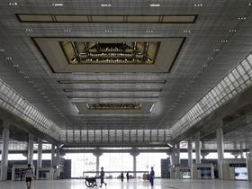 京沪高铁南京南站即将投入使用