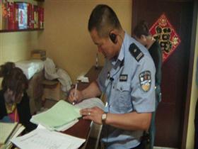 抚松县公安局开展排查整治行动为高考保驾护航