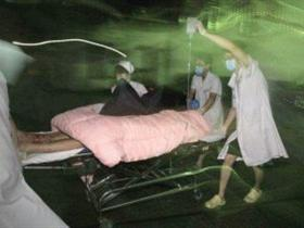 温州市第二人民医院急诊科医生:拼命救人的村民打动了我