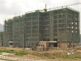 澳门巴黎人投注网址县人民医院搬迁建设项目进展顺利