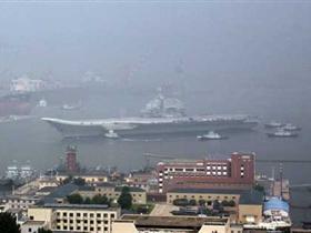 解放军少将:中国航母不能成某些媒体炒作噱头