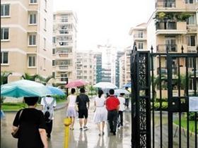 克拉玛依市规模最大的保障性住房居住区日前开工建设