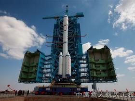 天宫一号将于9月27-30日发射 将实施空间对接