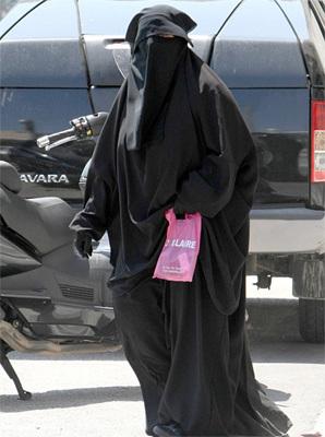 镇雄之窗 -法国首次判处2名公开穿戴伊斯兰罩袍的妇女有罪 镇雄国际图片