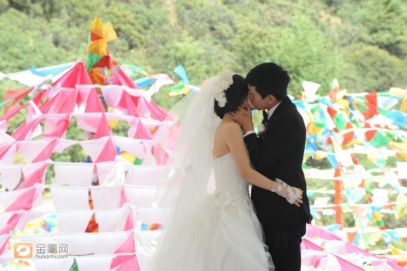 张杰谢娜结婚视频完整版香格里拉头像