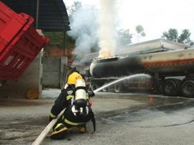 三氯氢硅的罐车爆炸导致多人中毒