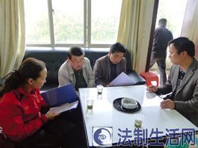 修文县检察院强化检察机关为项目建设服务理念