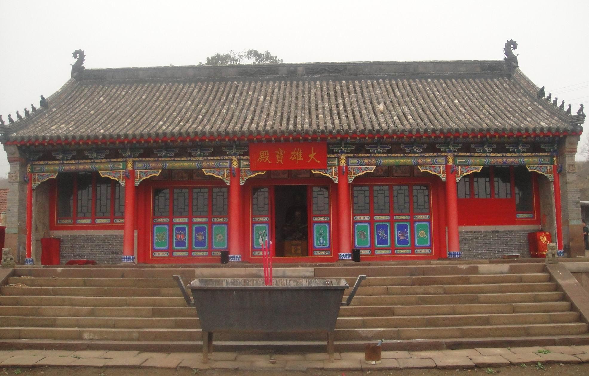 中国古建筑效果图_古建筑效果图_效果图_透视效果图