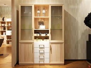 北欧时尚酒柜图片