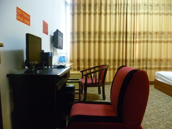 单人空调电脑房