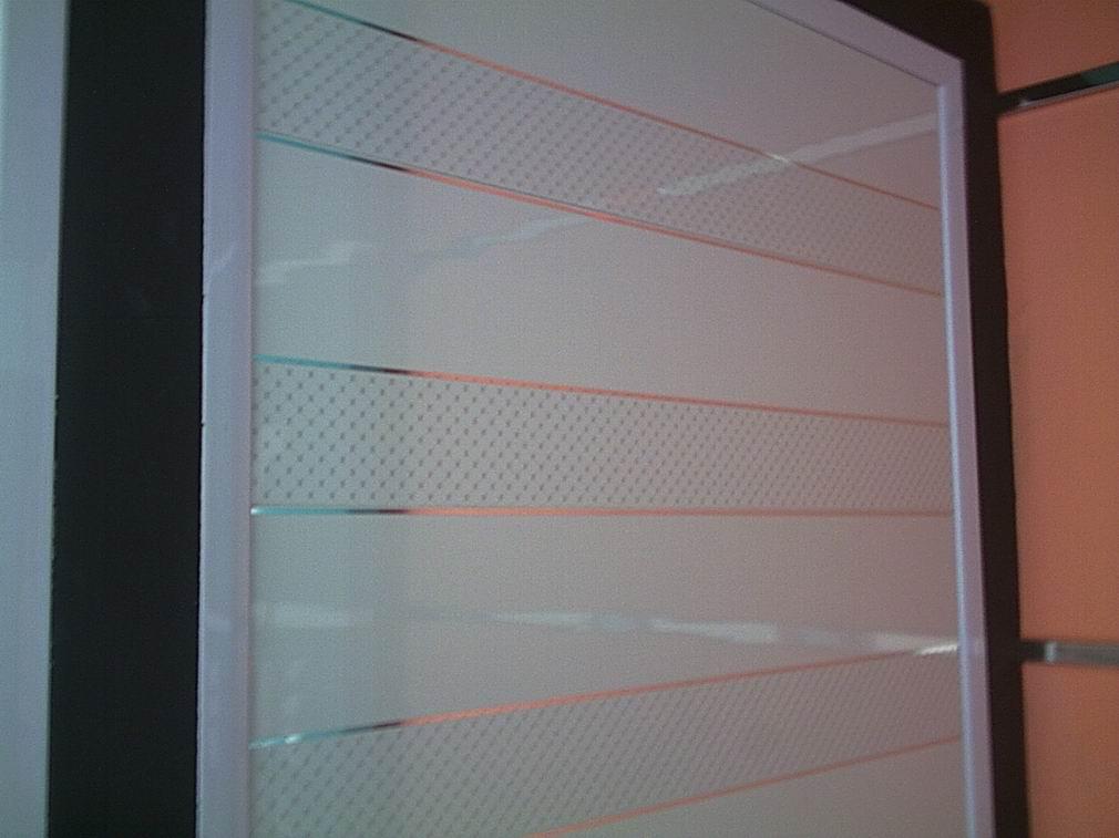 pvc扣板造型