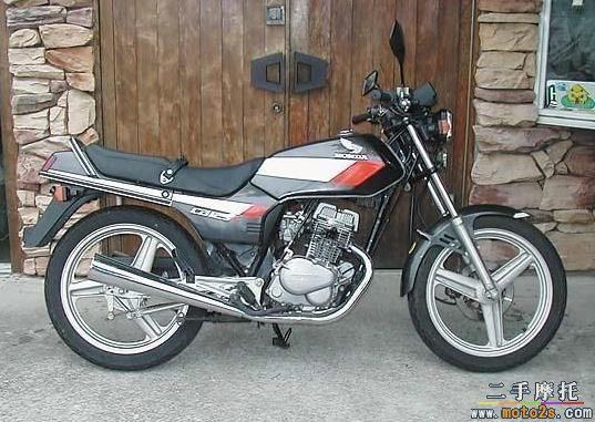 日本本田王cb125t摩托车有半年没骑现在提速慢是怎么回事
