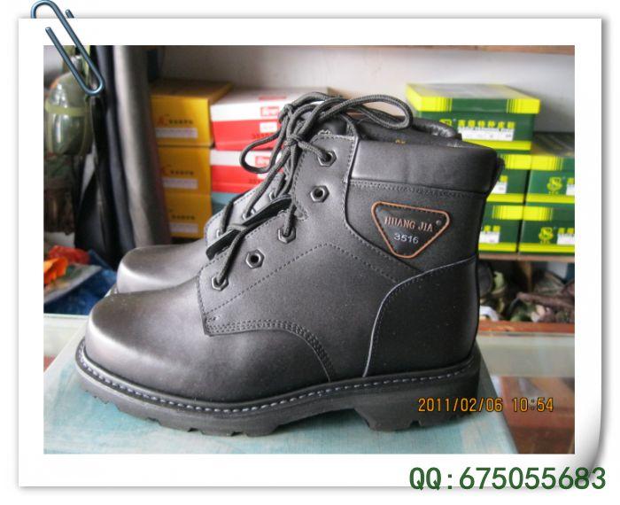3516皇家军警靴