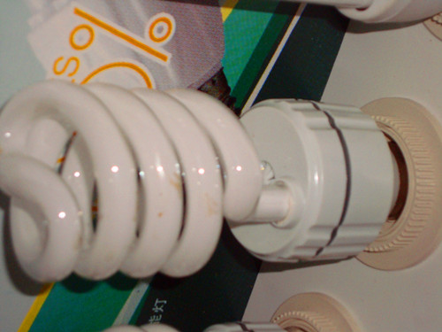 环形节能灯镇流器接线图