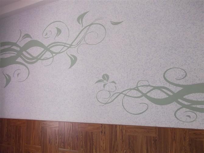 硅藻泥贴花效果展示; 简欧海藻 背景墙; 硅藻泥墙衣餐厅背景墙施工