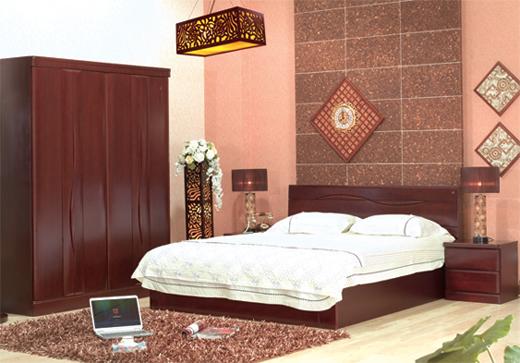 木床卧室设计图