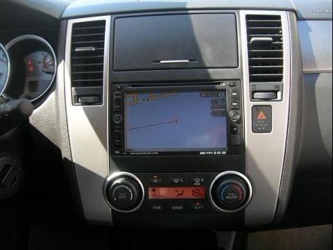 日产尼桑骐达1.6L二手车转让高清图片