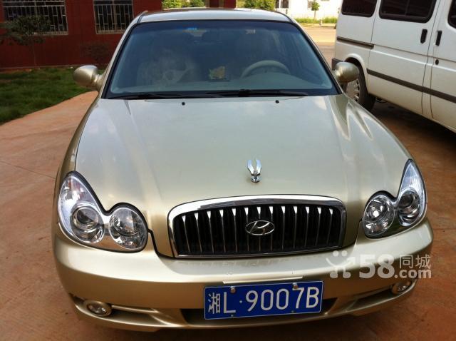 郴州车辆买卖 转让现代索纳塔 2005款 郴州在线高清图片
