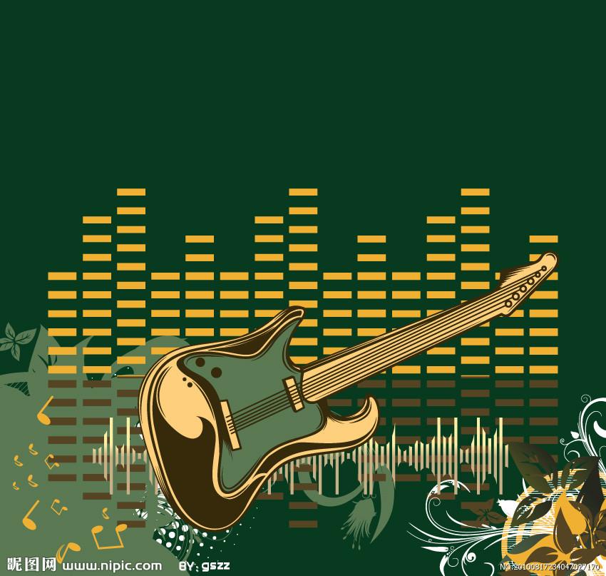 音乐学校吉他专业
