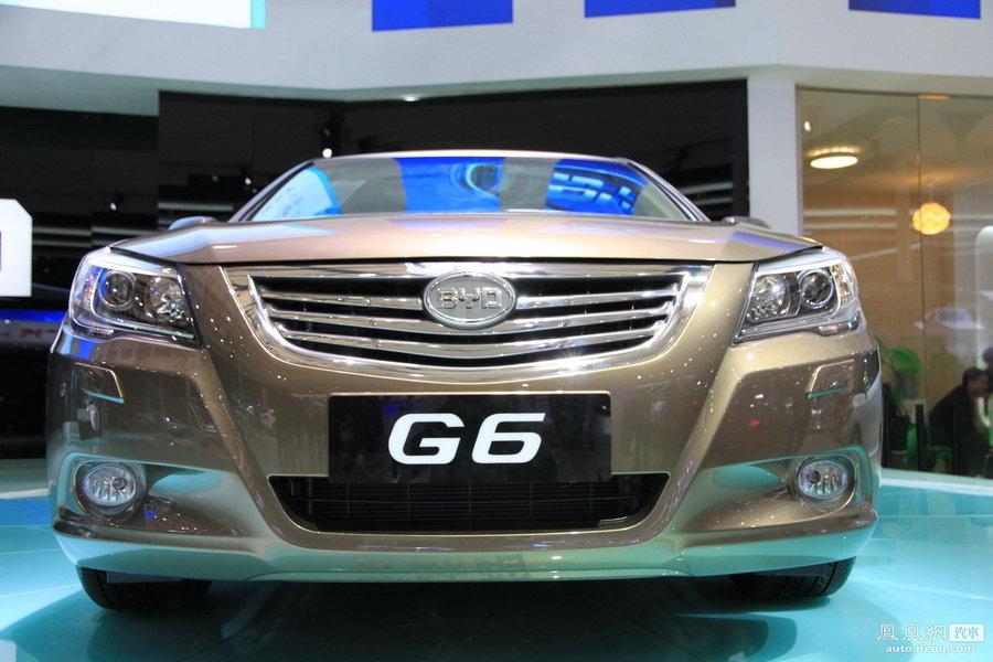 比亚迪g6 高清图片