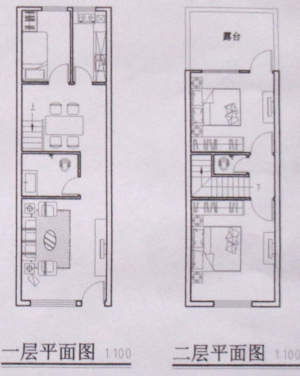 滨江路楼中楼3室2厅房出售