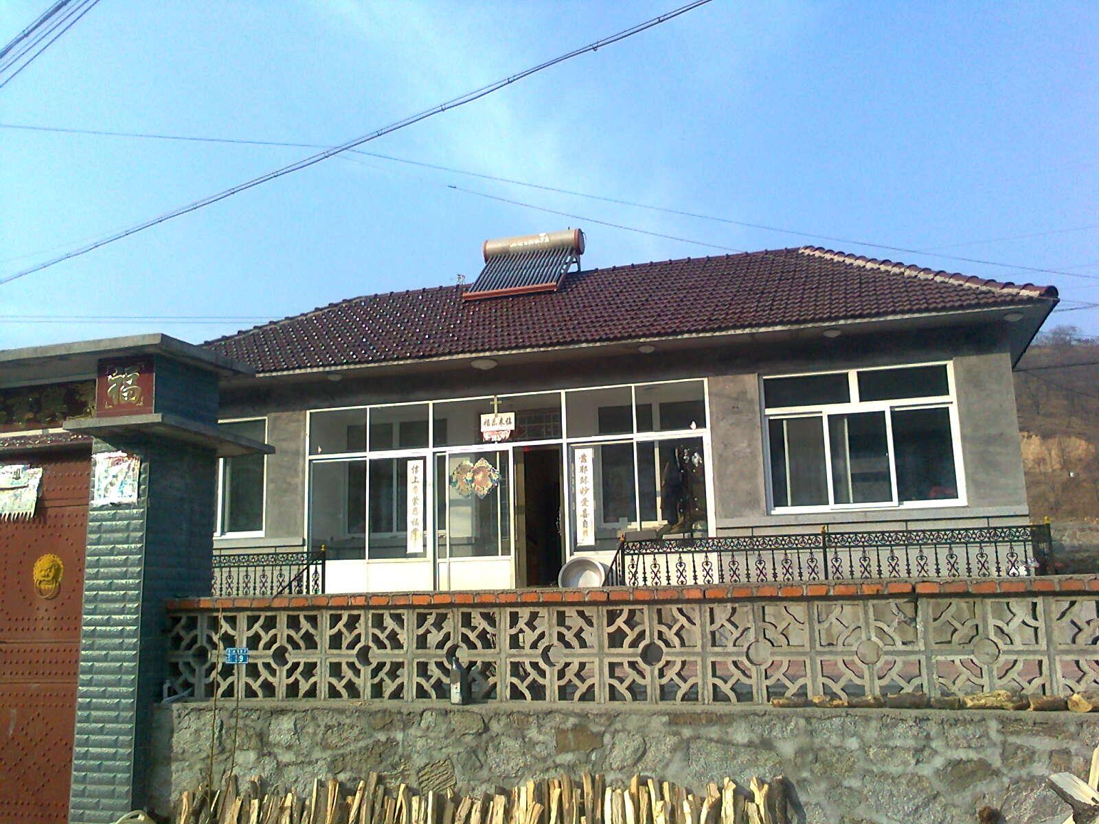 农村�y.���)_我家农村平房五米乘以十二米的正房 要俩卧室 跪求装修格局设计图