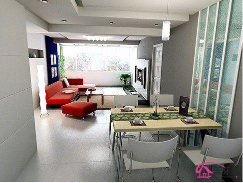 单身公寓装修效果图浏览人数:617人