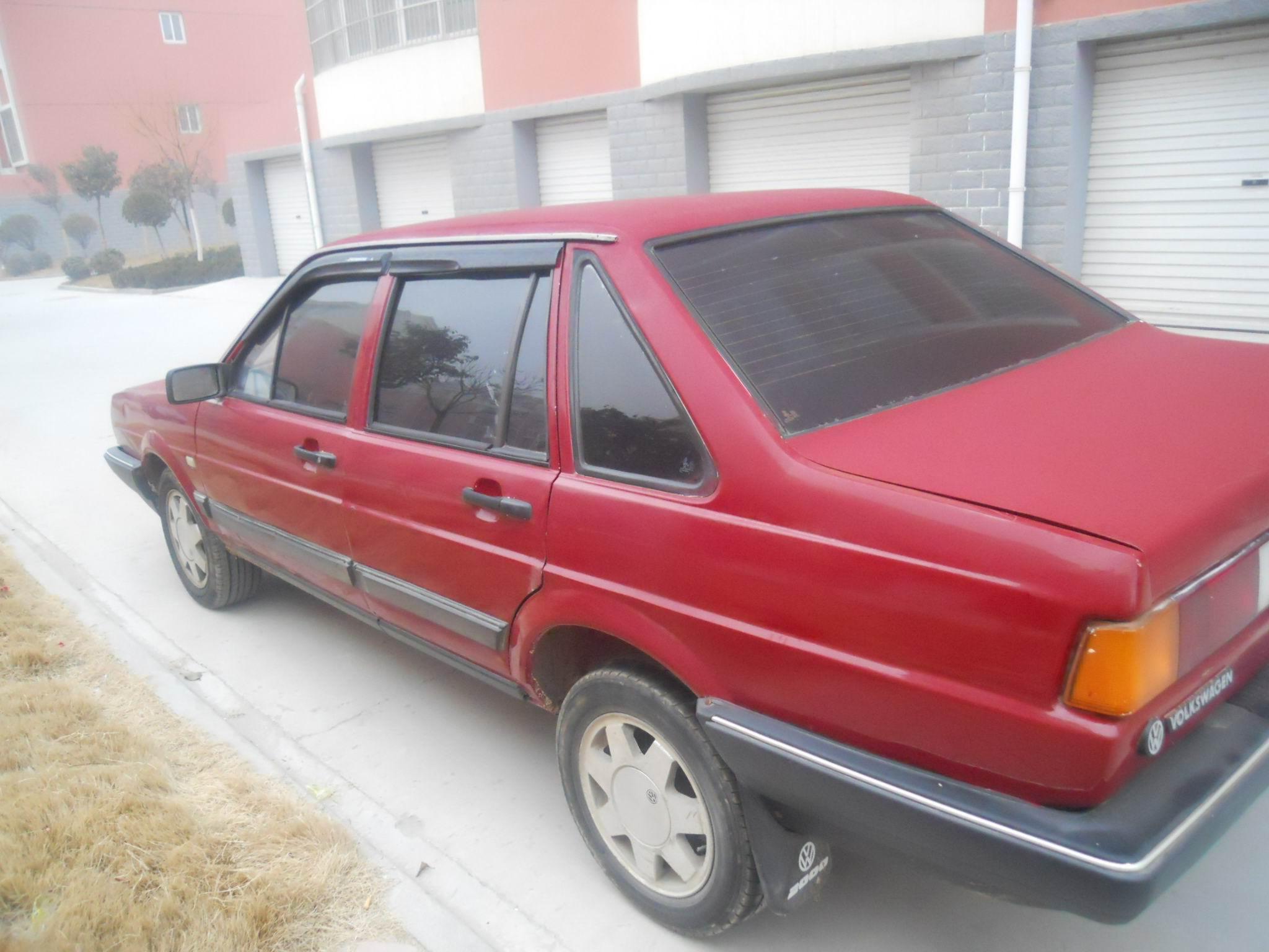 8 基本型(出租车版)  [精品大众桑塔纳,车子相当好,便]; 急转红色普桑