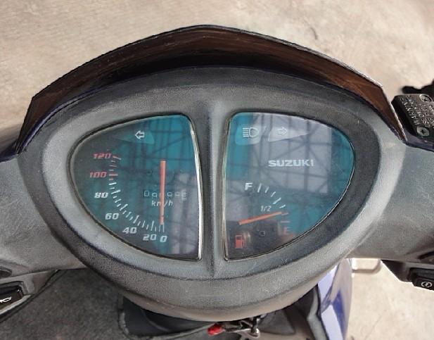 出售;豪爵铃木125踏板摩托车一辆