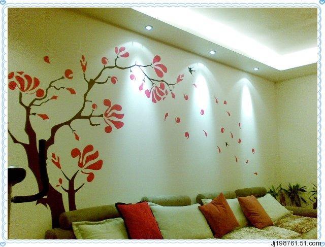 墙贴画 墙贴画图片大全 墙贴画贴纸全图片