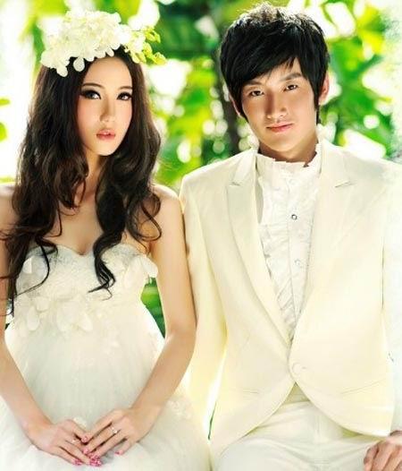 2012年最新个性婚纱照风格