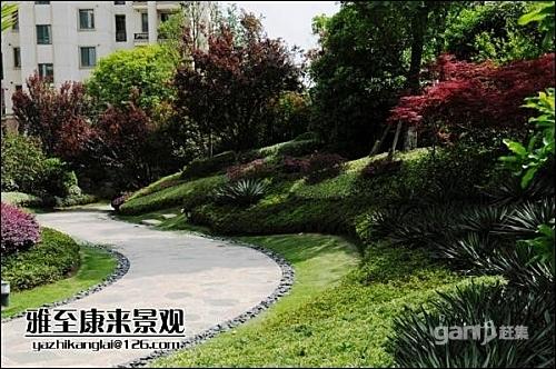 专业花园设计,园林绿化设计