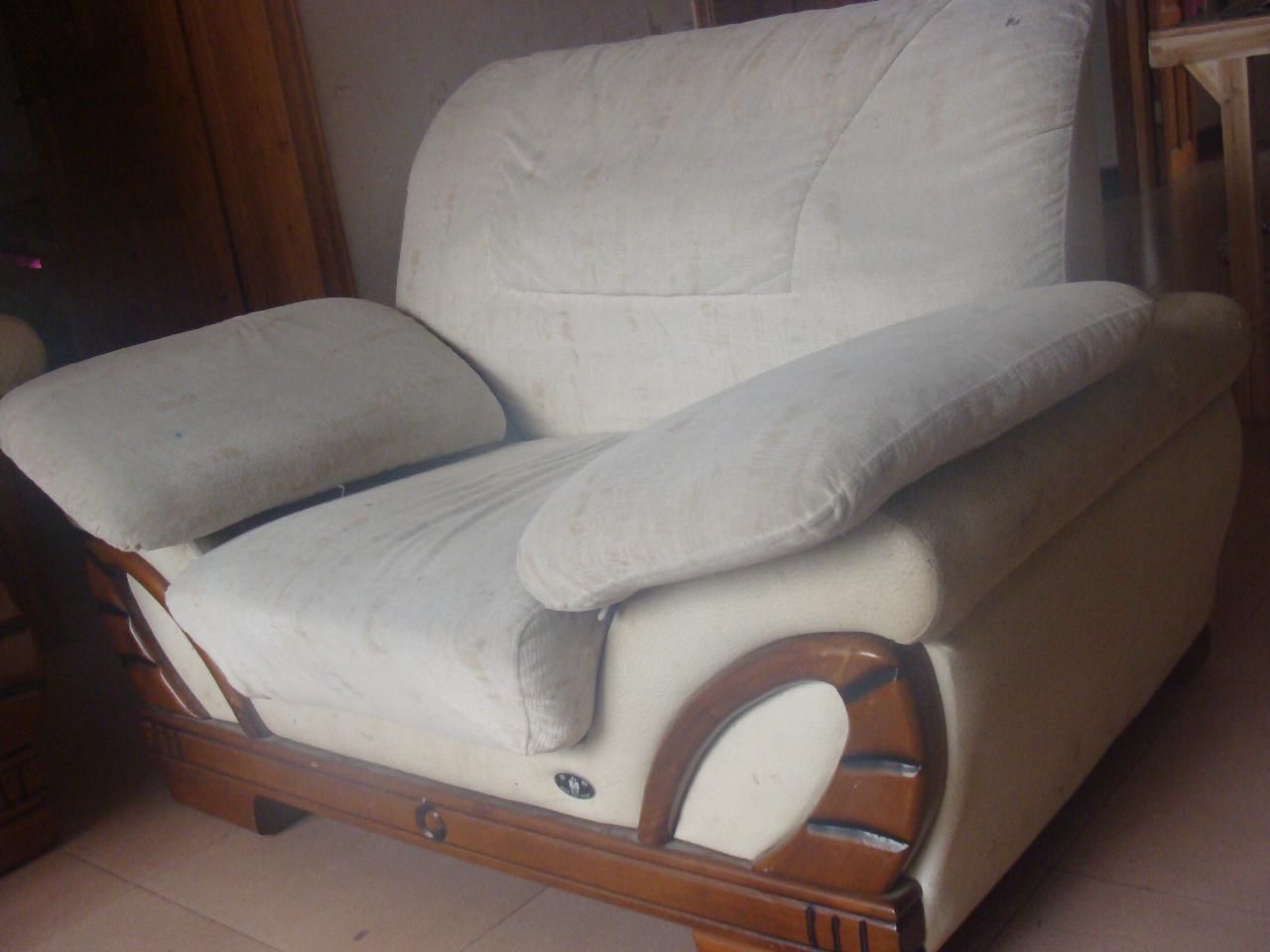 沙发框架属于实木结构