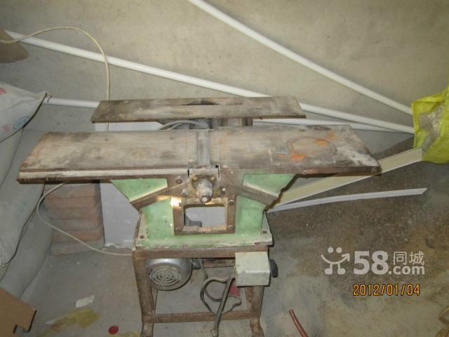 (转让)木工电刨子威海工友2.2电机