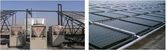 清华阳光太阳能空气能热水器批发