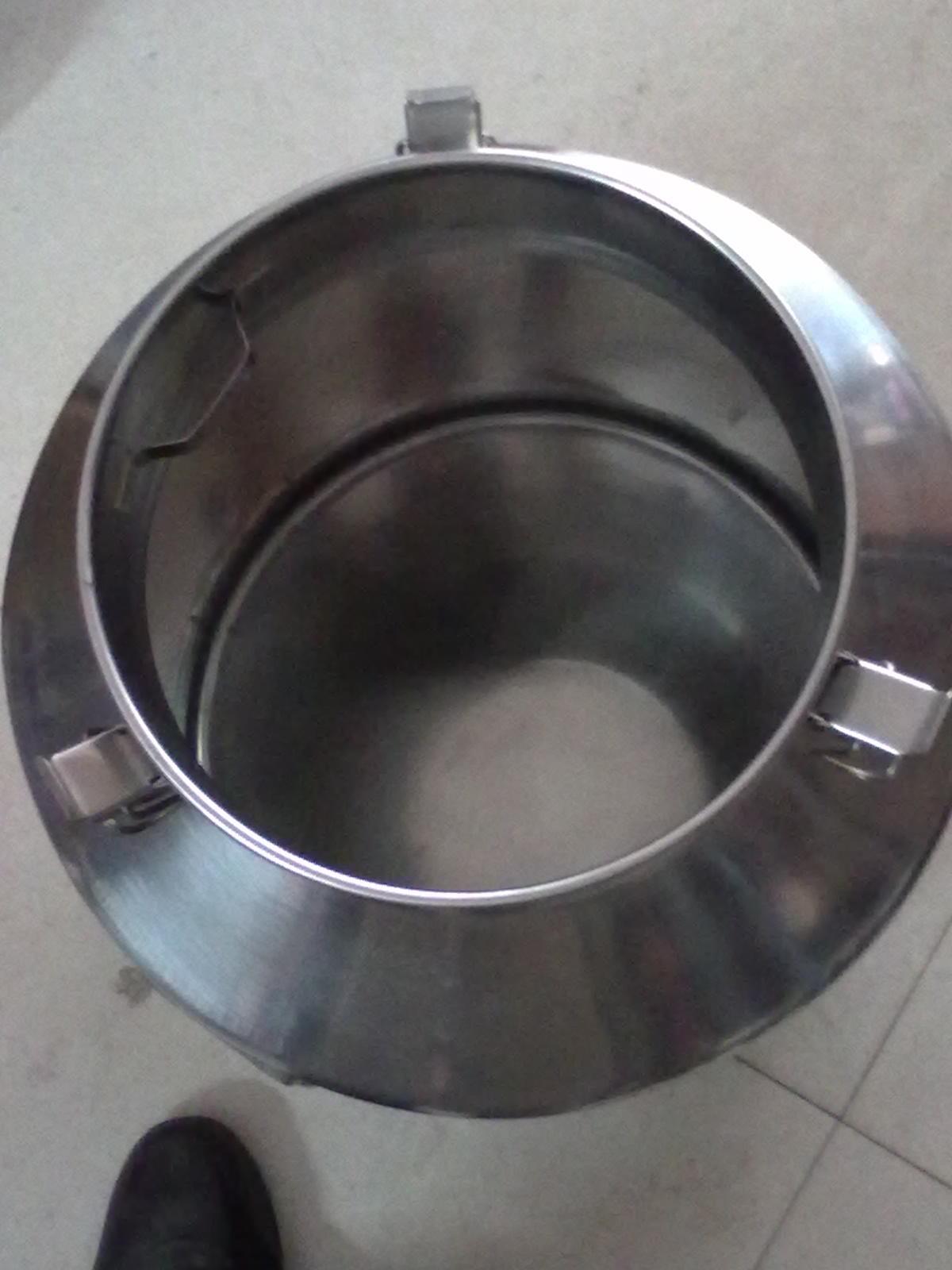 油桶改大锅灶图片