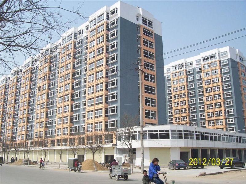 d高层楼房设计图