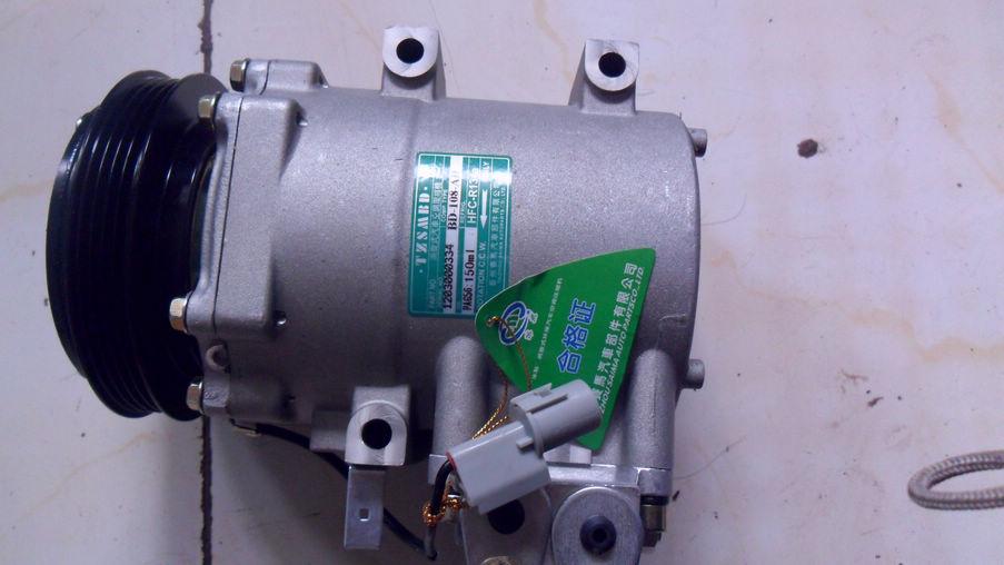 供应现代伊兰特索纳塔空调压缩机空调泵品牌质优价廉