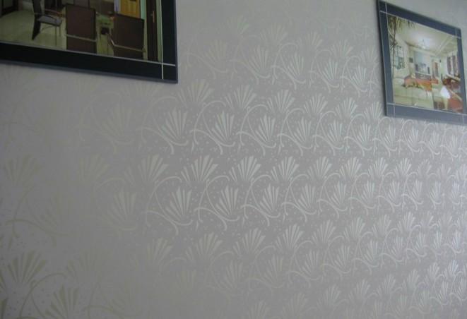 硅藻泥立体浮雕卧 室印花质感砂岩滚花壁纸夜光画欧式墙艺天顶艺术