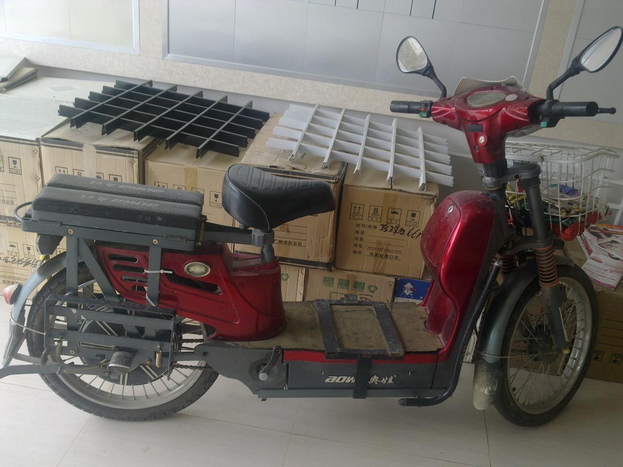 自用60v电动车出售图片