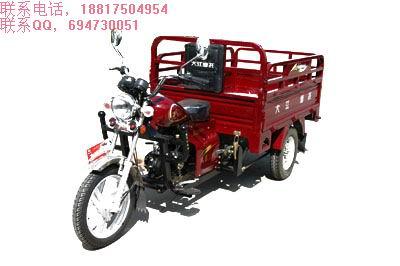 大江风暴Ⅱ代110三轮摩托车