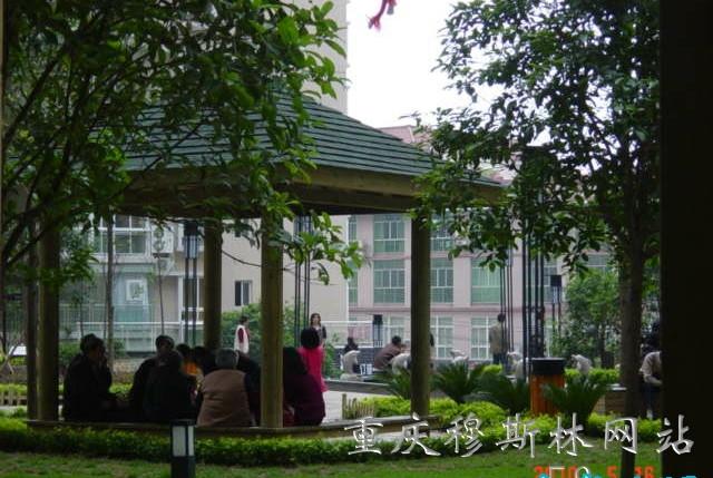 奉节巴蜀花园