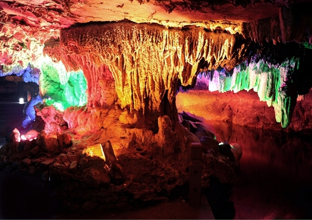 池州大王洞风景区_池州旅游景点