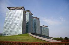 长兴县行政中心